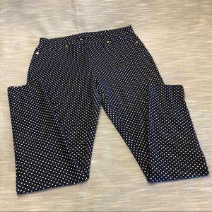 Michael Kors Polka Dot Pants